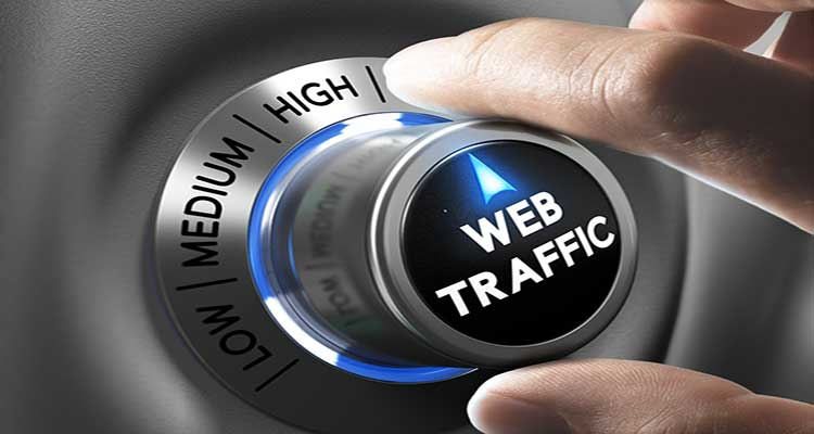 analyze potential website traffic