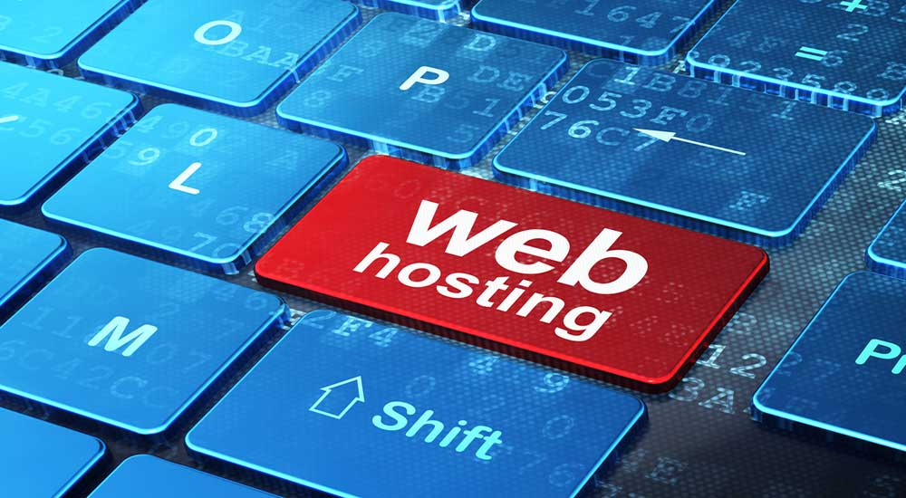 who should I get for web hosting