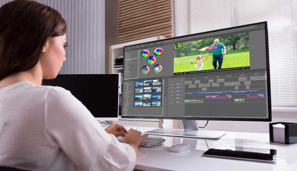 video marketing video editing